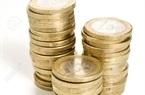 5120634-montones-de-monedas-de-euro-Foto-de-archivo