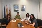COSITAL Valencia trabajará con la Conselleria en la aplicación de la Ley para la modernización de las áreas industriales