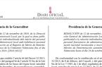 Resolución méritos del personal funcionario de Administración local con habilitación nacional