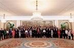Audiencia en Casa Real a las últimas promociones de secretarios, interventores y tesoreros de Administración Local